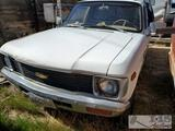 1980 Chevy LUV Truck(Key in ignition)