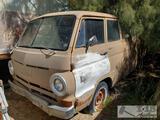 1967 Dodge Sportsman Van(Key In Ignition)