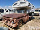 1962 Chevrolet 30 Truck(Key in Ignition)