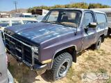 1985 Chevy K5 Blazer