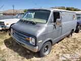 1975 Dodge B100 Van