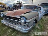 1957-58 Ford Del Rio Ranch Panel Wagon
