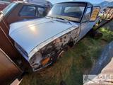 Datsun Truck(Keys In Ignition)