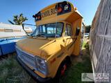 1989 Chevrolet G30 School Bus