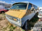 1972 Dodge Tradesman 300 Van