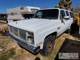 1986 GMC Sierra Classic 2500 4x4 6.2L Diesel
