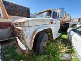 1965 Chevrolet C50 Water Truck