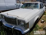 1977 Ford Granada