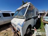 Dodge Spicer Box Van