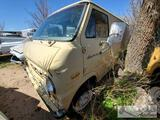 1969 Ford Econoline E200(Keys In Ignition)