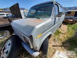 1983 Ford Club Wagon