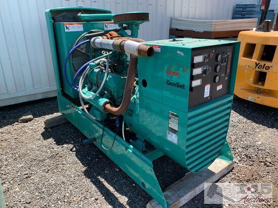 Onan 75 Genset Generator
