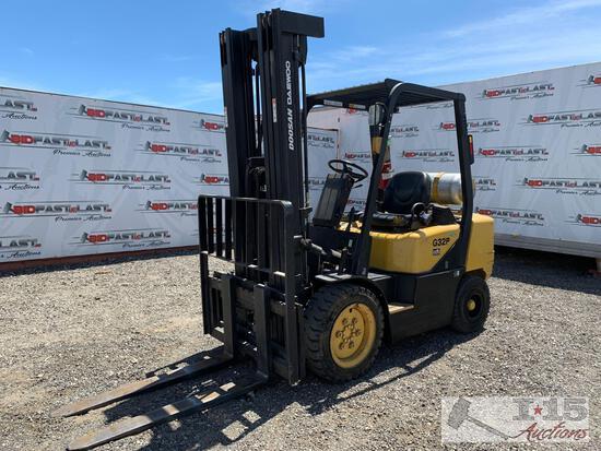 Diana Daewoo G32P Plus Forklift