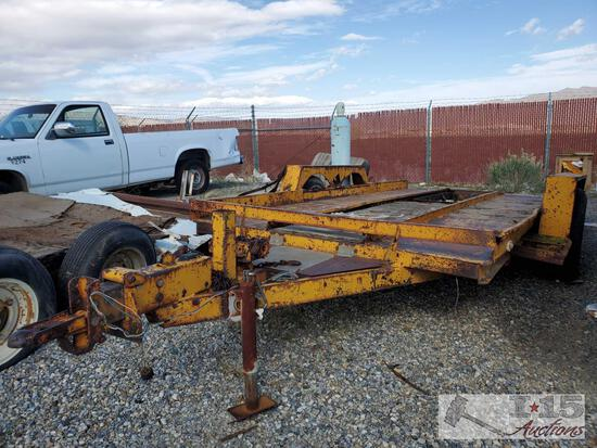 14? Dual Axle Car Trailer