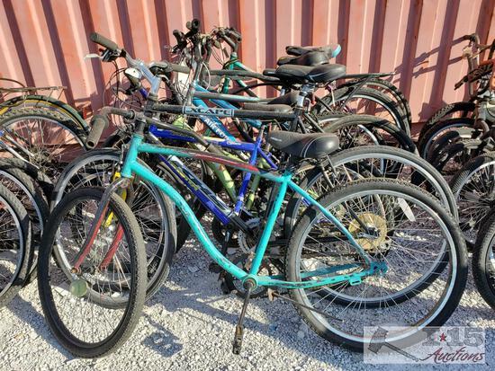 8 Bikes