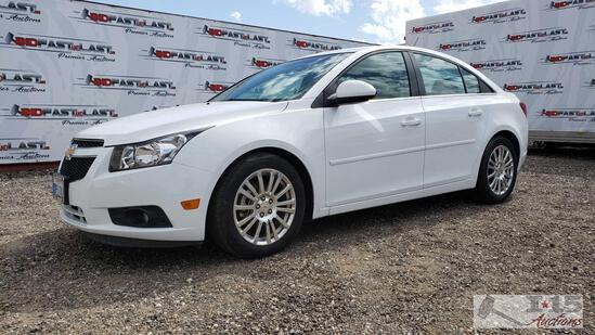 2011 Chevrolet Cruze. See Video! CURRENT SMOG, ICE COLD AIR
