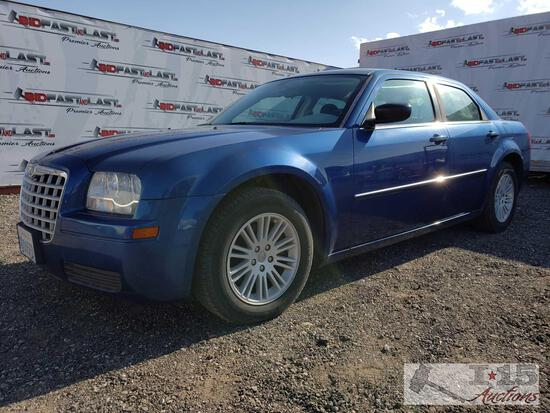 2009 Chrysler 300, See Video! CURRENT SMOG Ice COLD Air