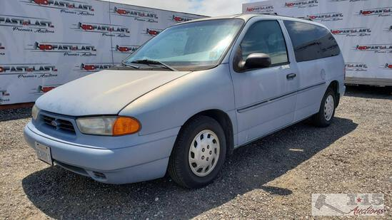 1998 Ford Windstar Sold on NON op