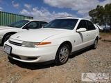 2002 Saturn L Series, More Info Coming Soon! Sold on NON- OP