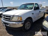 1998 Ford F150, More Info Coming Soon! DEALER OR OUT OF STATE BUYER ONLY
