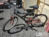 Howler Huffer Roughneck Suspension Mountain Bike