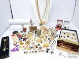 Designer Vintage Costume Jewelry