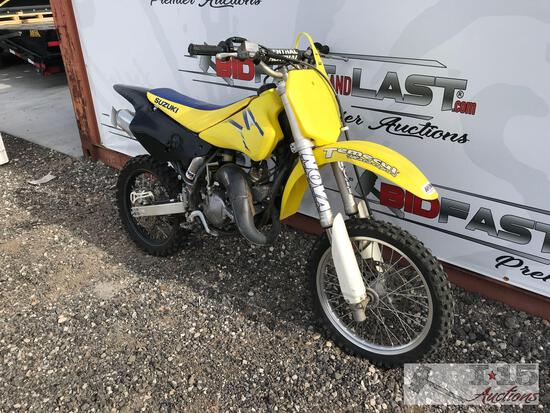 2006 Suzuki RM 85