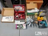 Milwaukee Cordless Drill, Makita Drill, Dewalt Drill Bits, Foot-Joy Golf Shoes and More