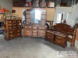 7 Piece Kincaid Bedroom Set