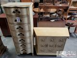 Kent-Coffey Dresser and Cabinet