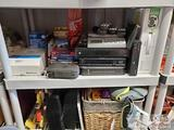 Amazon Kindle, Revitive Circulation Booster, DVD Player, Remotes, Portable DVD Players, And More