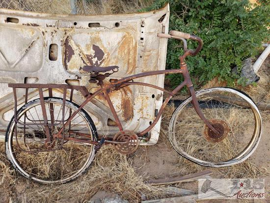Just Added! Vintage Bicycle