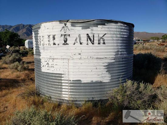 Large Water Tank