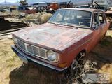 1967 Volvo Sedan (Key in ignition)