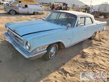 1962 Chrysler New Yorker (Key In Ignition)