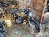 Honda 450 Motorcycle
