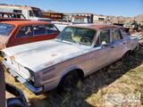 1966 Dodge Dart 4 Door(Key In Ignition)