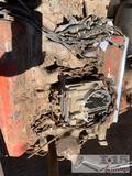 DeSoto Hemi fire dome eight engine