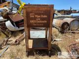 Antique Wiper Blade Cart