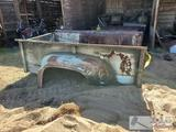 Ford Truck Bed and Tailgate