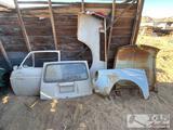 Volkswagen Squareback Parts