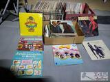 Various Vinyl Records/Albums Beach Boys, Jackson 5, Fleetwood Mac, Derringer, and More