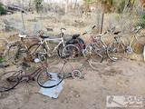 Just added! 7 Bicycles, Orion, Senator, Schwinn, and Others