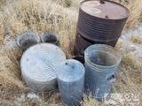 Just Added! Signal Oil Drum and 5 Buckets