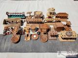 Tobacco Pipes and Pipe Stands