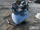 Wheeled Air Compressor