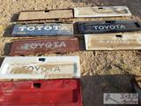 8 Toyota Pick Up Tailgates