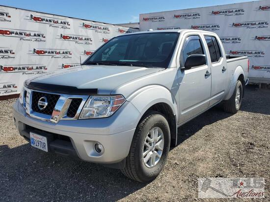 2016 Nissan Frontier, See Video! Current Smog