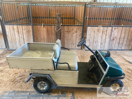 Farm Club Cart with Dump Bed (watch video)