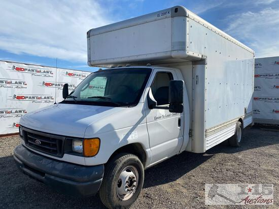 2006 E-450 15? Box Van, See Video! Sold on non-op
